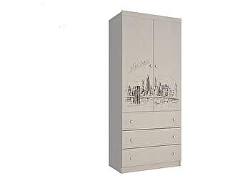 Шкаф с ящиками Стиль Мийа-3 ШЯ-308