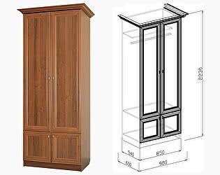 Шкаф Союз-Мебель Диана Люкс №13 платяной