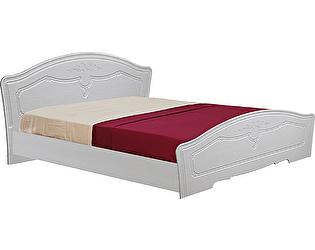 Кровать Союз-Мебель Ева №1 1400 (с основанием)