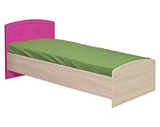 Кровать Союз-Мебель Акварель №9 (с основанием)