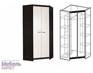 Шкаф угловой МебельМаркет Логика (908x2101x908)
