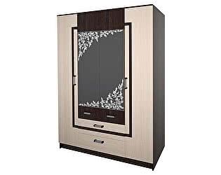 Шкаф Пенза мебель Гармония 4х створчатый