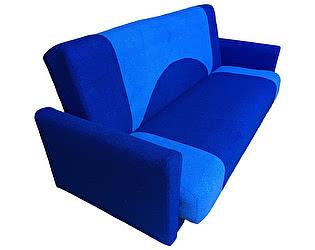 Диван Дзержинск Мебель Фиджи (сине-голубой)