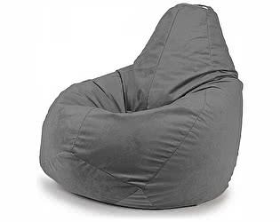 Кресло мешок Magic-Puff  Vellut Grey