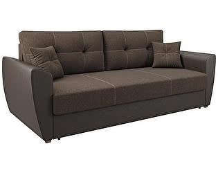 Купить диван Олимп-Мебель Фортуна (Амстердам) Коричневый