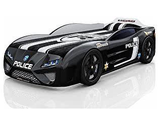 Кровать-машинка Romack Dreamer Полиция