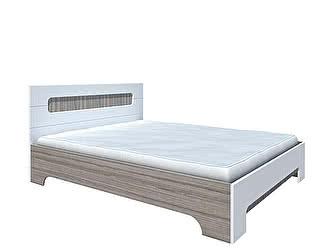 Купить кровать Стиль Палермо (140)  двухспальная