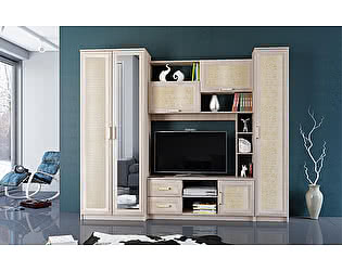 Купить гостиную Олимп-Мебель Глория-6Н