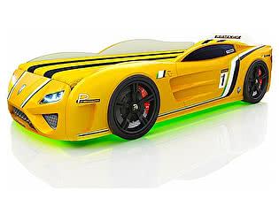 Кровать Romack Mebel Romack SportLine (Желтая)