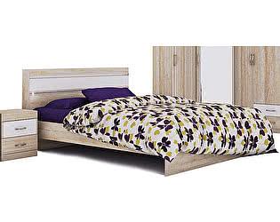 Кровать 120 без основания Заречье Ника, мод.Н19б