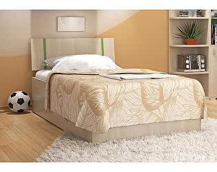 Кровать 90 с основанием Заречье Вегас, В12