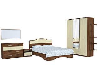Спальня Заречье Виктория, комплектация 4