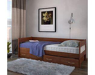Кровать DreamLine Тахта с выкатными ящиками