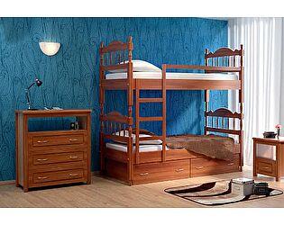 Купить кровать DreamLine Юниор 2х ярусный
