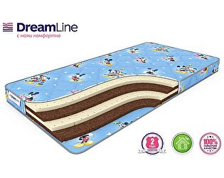 ������� ������ DreamLine Baby Mix