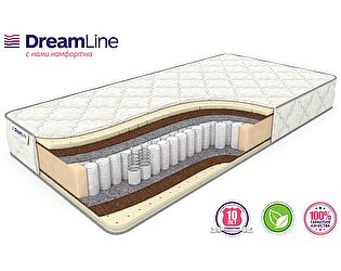 Матрас DreamLine SleepDream Medium TFK