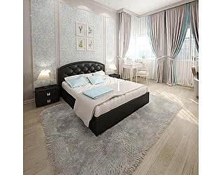 Кровать Армос Кристалл-3 со стразами