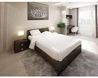 Кровать Армос Парма-2 с настилом