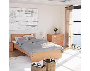 Кровать Армос Соната с основанием