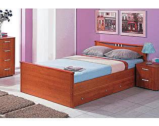 Односпальную кровать с ящиками москве  90х200