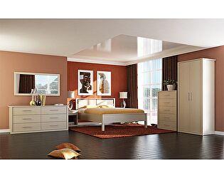 Набор мебели для спальни №2 Фран Силуэт