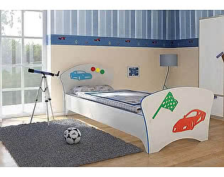 Кровать Орматек Соната Kids  для мальчиков