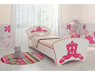 Кровать Орматек Соната Kids для девочек