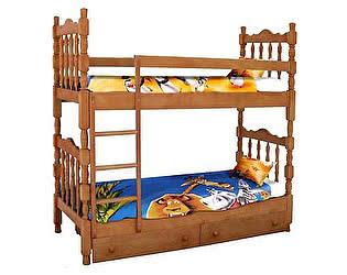 Кровать Шале Шрек 2 двухъярусная