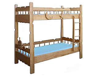 Кровать Шале Штиль двухъярусная