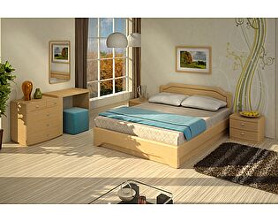 Кровать Торис Таис Плюс D21 (Дего)