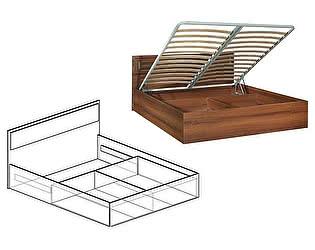 Кровать Мебель Маркет Линда 1400 с подъемным механизмом