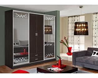Купить шкаф Мебель Маркет Лорд 1.2 (Венге)