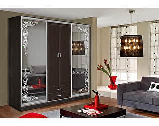 Купить шкаф Мебель Маркет Лорд 1.3 (Венге)