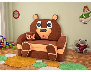 Детский диванчик М-Стиль Мишка