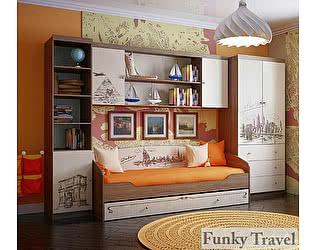 Мебель для детской Фанки Тревел 1