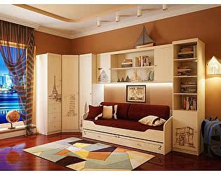 Мебель для детской Фанки Тревел 2