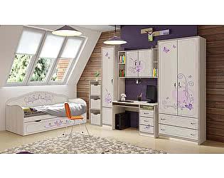 Мебель для детской Фанки Лилак 3