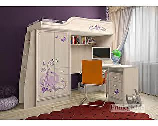Мебель для детской Фанки Лилак 4