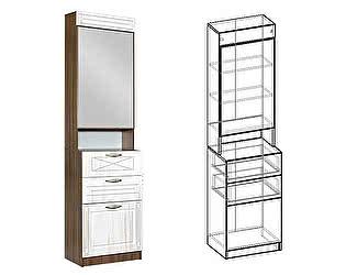 Тумба Мебель Маркет Сабрина с зеркалом