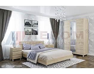 Купить спальню Лером Мелисса МК-806 (дуб сонома)