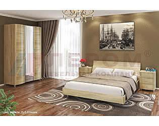 Купить спальню Лером Дольче Нотте ДК-101 (дуб сонома)