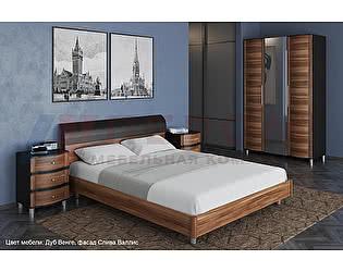 Купить спальню Лером Дольче Нотте ДК-102 (дуб венге/слива валлис)