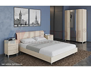 Спальня Лером Дольче Нотте ДК-102 (дуб беленый)