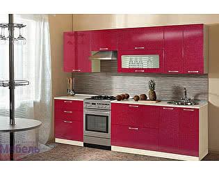 Кухня Мебель Маркет Шанталь 2 (Рубин) Комплект 1