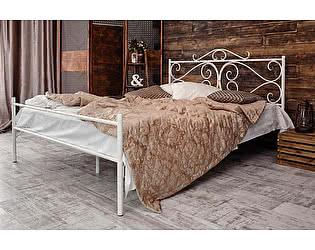 Кованая кровать Валенсия 1.8 с одной спинкой