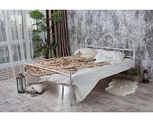 Кованая кровать Венеция 1.8 с одной спинкой