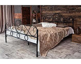 Купить кровать Francesco Rossi кованая Венеция 1.8 с двумя спинками