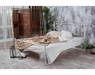 Кованая кровать Виктория 1.8 с одной спинкой