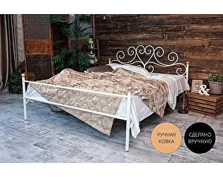 Кованая кровать Кармен 1.8 с одной спинкой