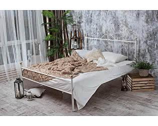 Кованая кровать Оливия 1.8 с одной спинкой